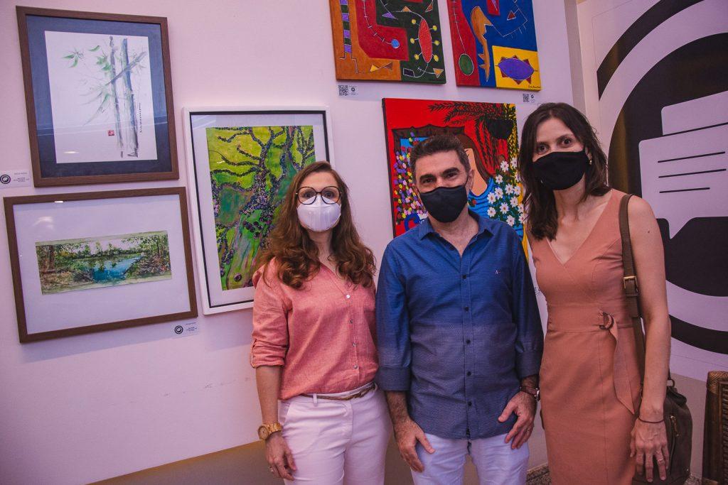 Andrea Dallolio, Isaac Furtado E Lia Sanders (2)