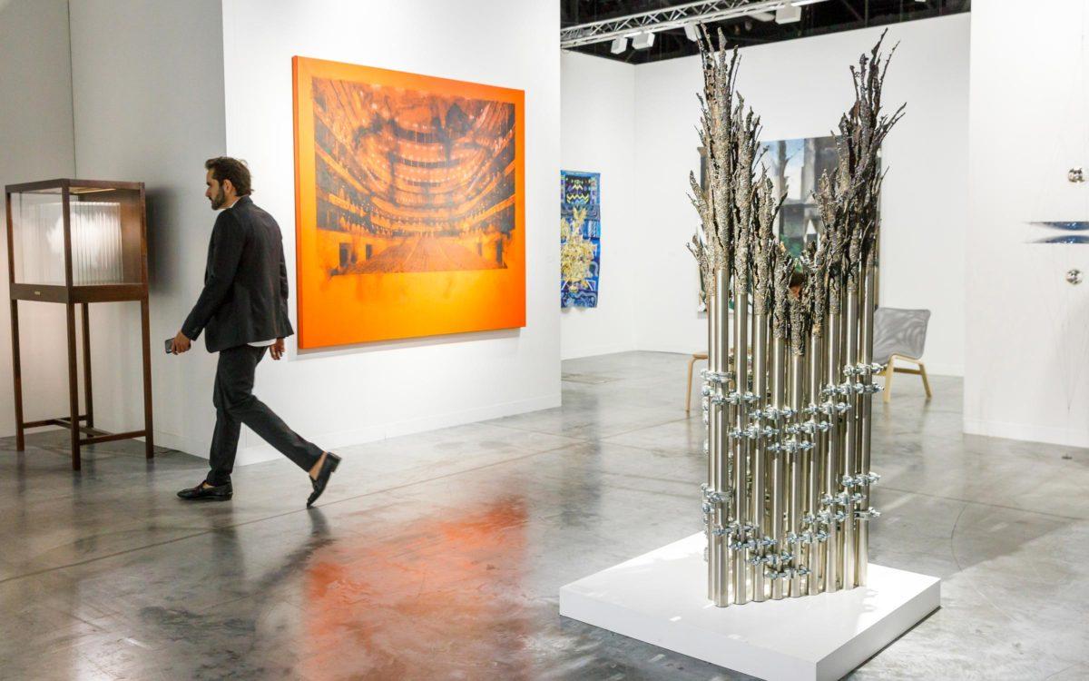 Art Basel anuncia formato híbrido para próxima edição, em setembro