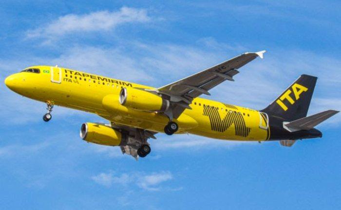 Itapemirim realiza seu voo inaugural da rota Fortaleza-São Paulo neste sábado