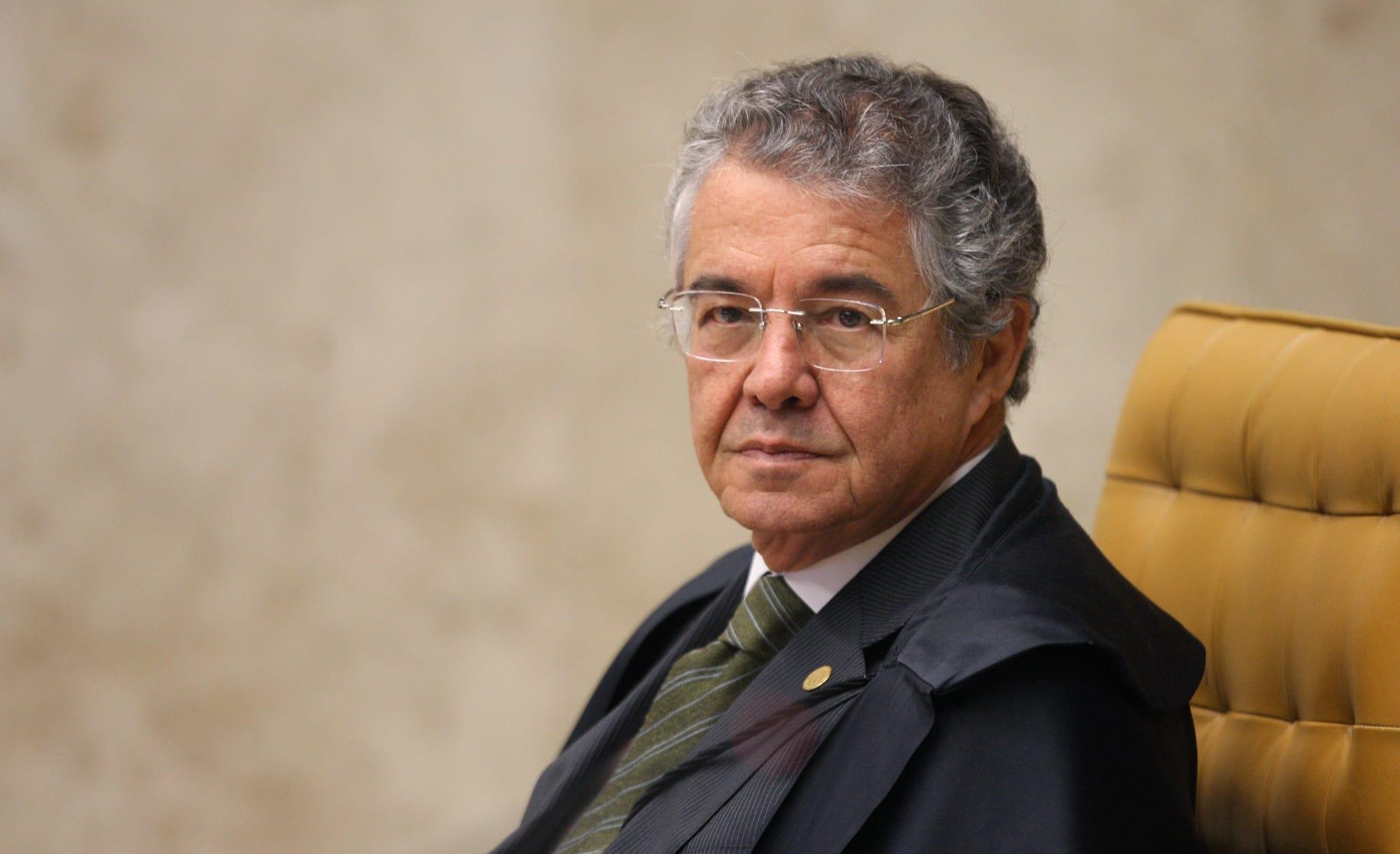 Ministro Marco Aurélio Mello se aposenta do STF após 31 anos no cargo