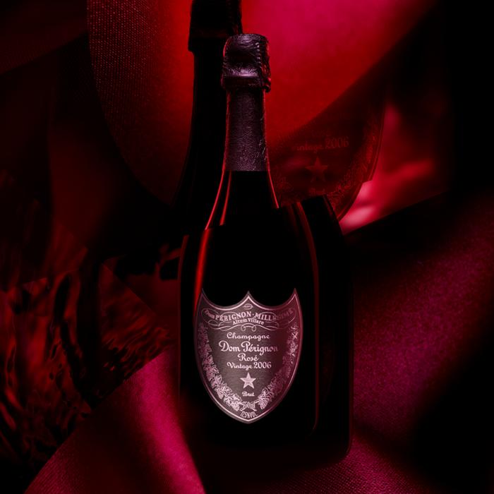 Dom Pérignon Rosé Vintage 2006 chega ao e-commerce do Iguatemi 365