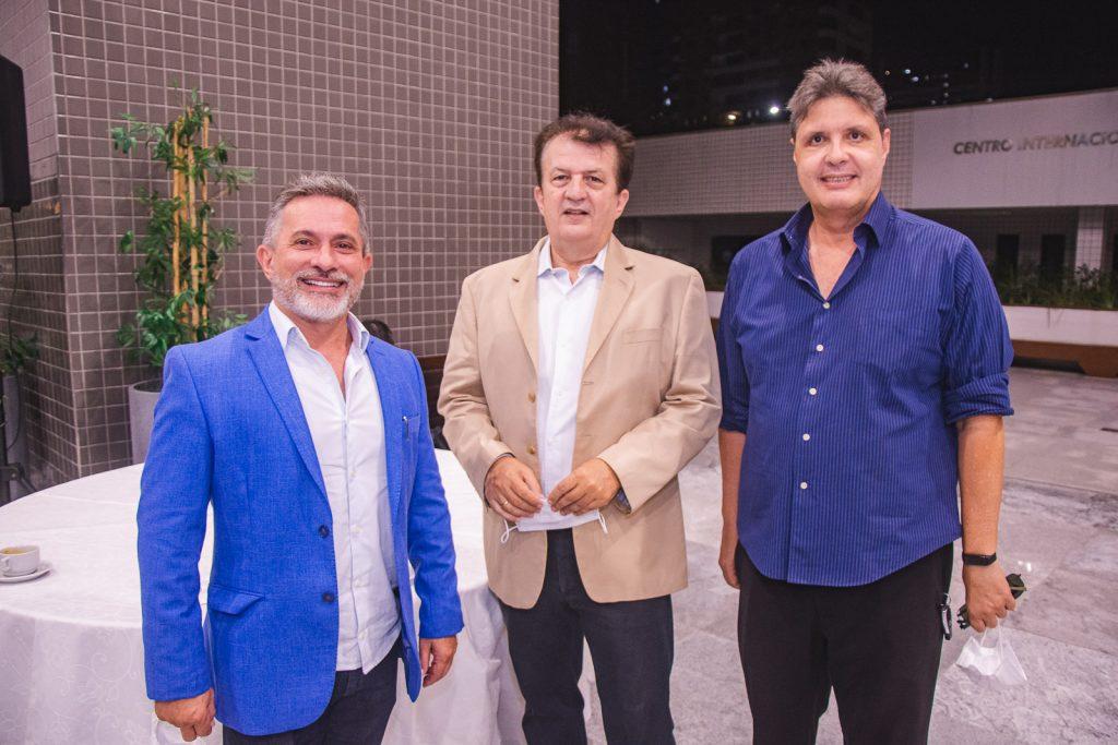 Benildo Aguiar, Julio Osterno E Marcos Oliveira