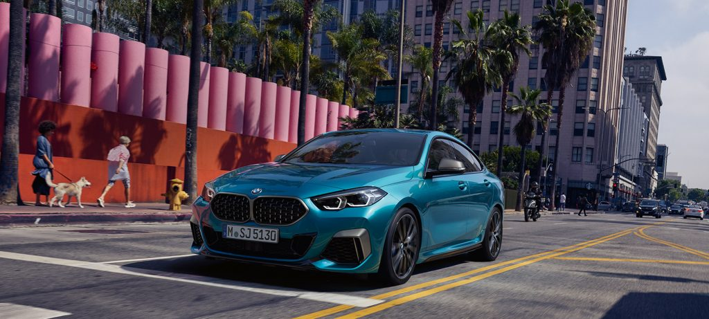Bmw 2 Series Gran Coupe Inspire Ag Sp Xxl