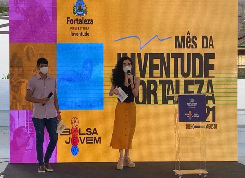 Sarto lança o Bolsa Jovem que atenderá a 3.000 selecionados na capital cearense
