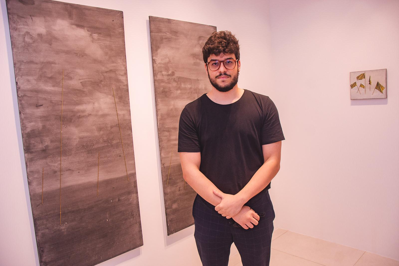 Cadeh Juaçaba abre exposição individual na Galeria Leonardo Leal