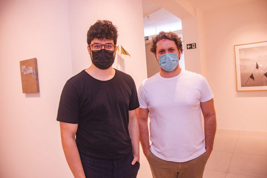 Cadeh Juaçaba E Victor Perlingeiro