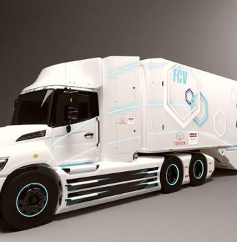 Players globais assinam memorando para acelerar uso de hidrogênio em caminhões