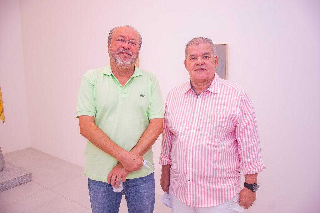 Candido Albuquerque E Carlos Juaçaba