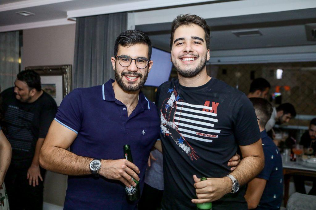 Carlos Roberto E Davi Teixeira
