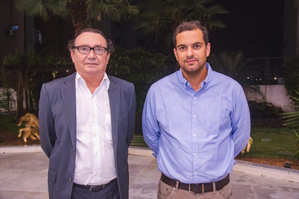 Carlos Rubens E Davi Silveira