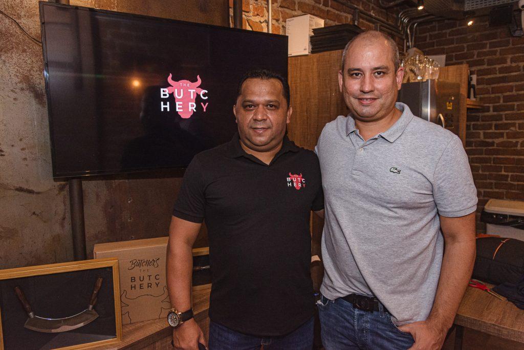 Carlos Teixeira E Andre Linheiro