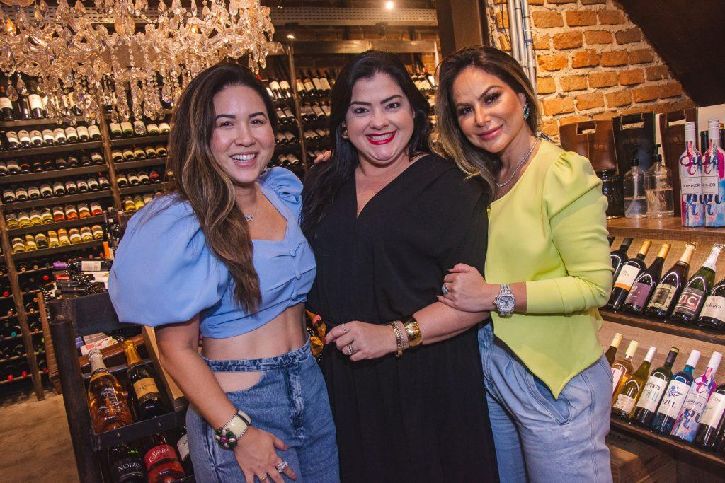 Carol Yamasaki, Viviane Almada E Jamile Lima