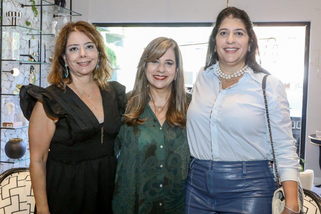 Claudia Gradvol, Martinha Assunçao E Elisa Oliveira