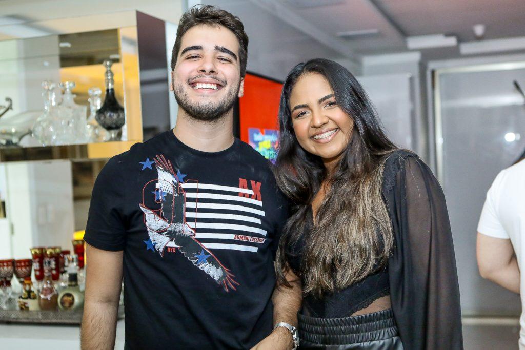 Davi Teixeira E Ruth Maria