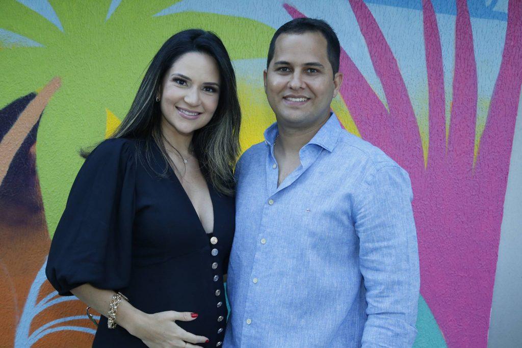 Denise Nilo E Arimatea Junior