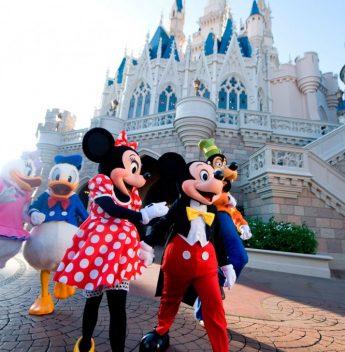 Comemorando 50 anos, Walt Disney World Resort promove evento especial em outubro