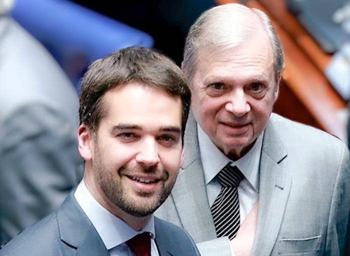 Tasso elogia postura de Eduardo Leite em debate com pré-candidatos de centro