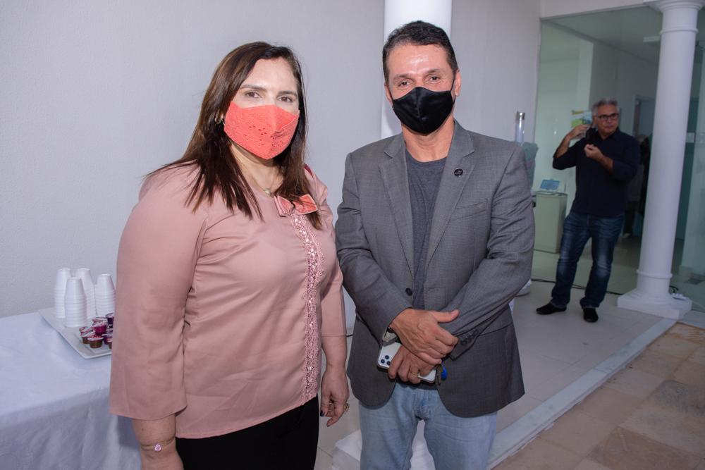 Evelyne Tabosa E Murilo Santa Cruz