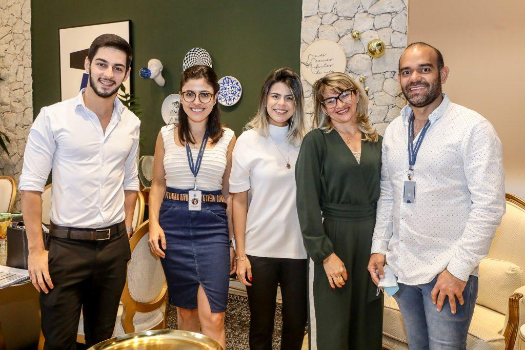 Felipe Lima, Camila Novais, Elen Fonseca, Bel Sousa E Rafael Bandeira (1)