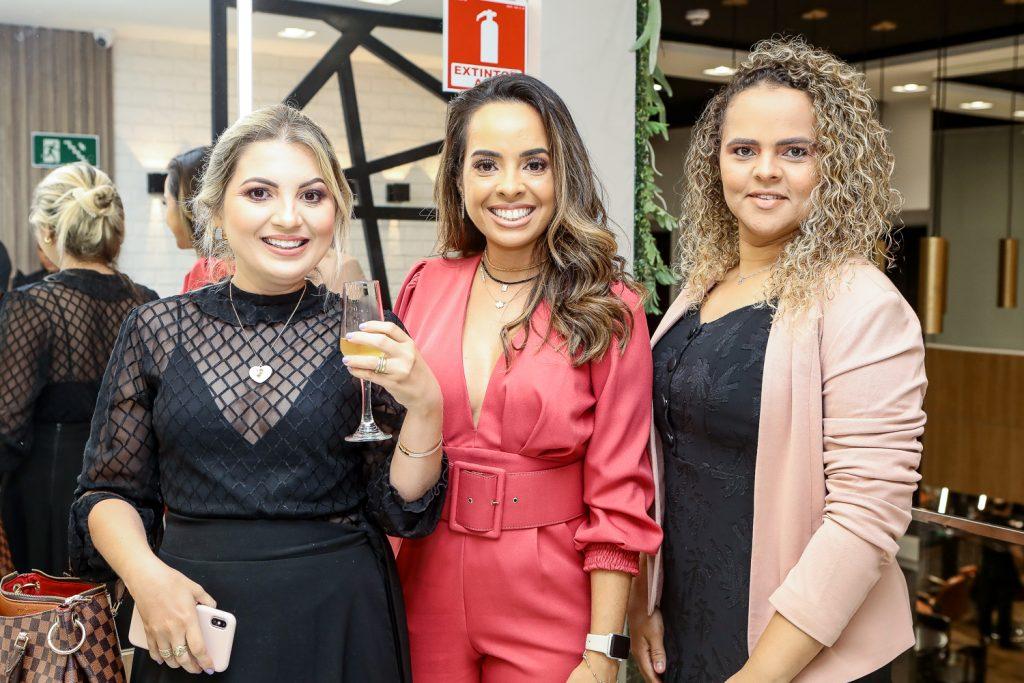 Fernanda Lima, Barbara Carvalho E Natalia Lima