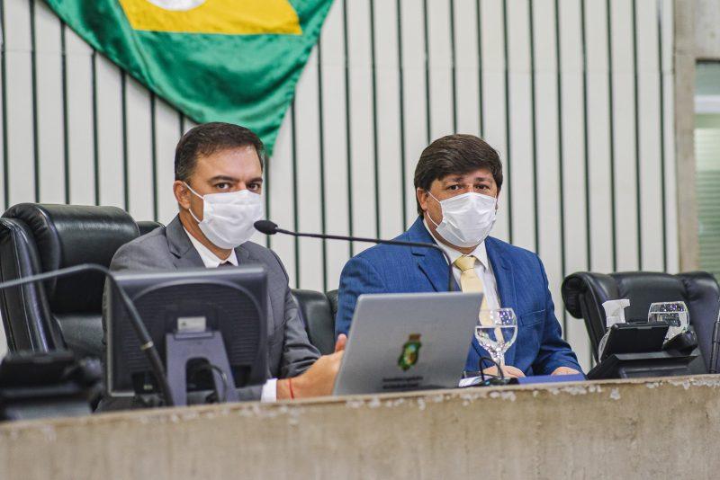 Gestão eficaz - Presidente da AL, Evandro Leitão faz um balanço da produção legislativa no primeiro semestre