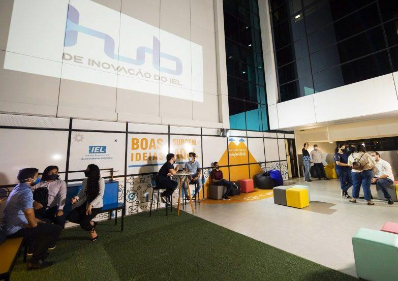Hub de Inovação do IEL dá início ao seu programa de pré-aceleração de startups
