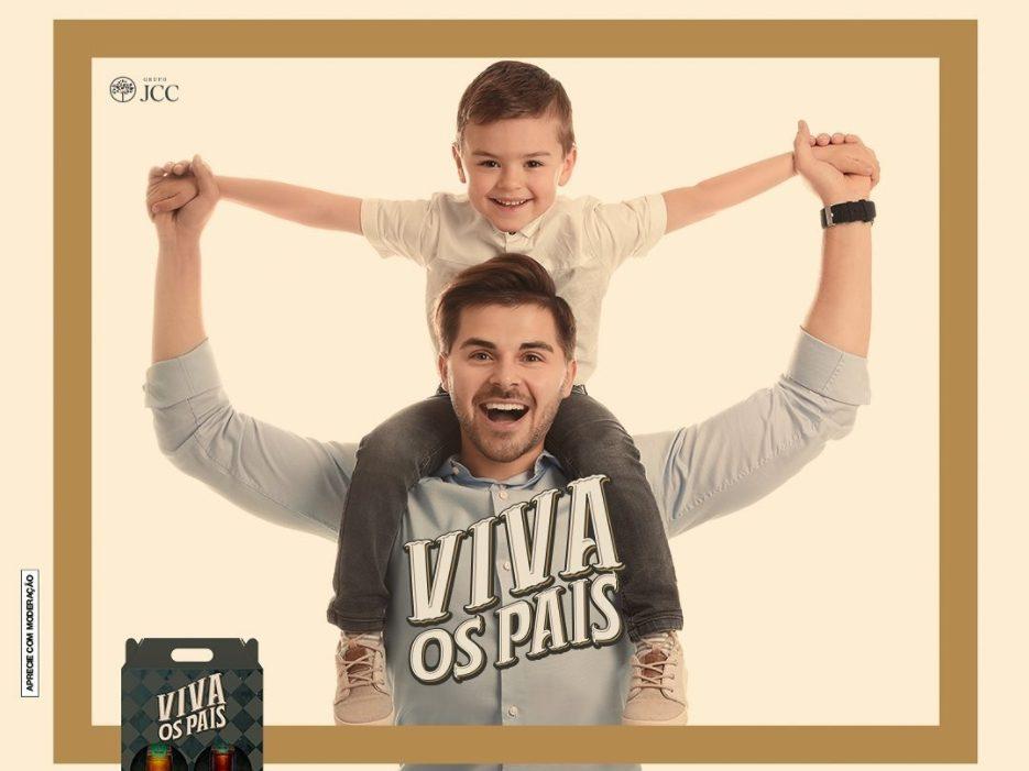 Iguatemi Fortaleza lança nova campanha para celebrar o Dia dos Pais. Vem saber!