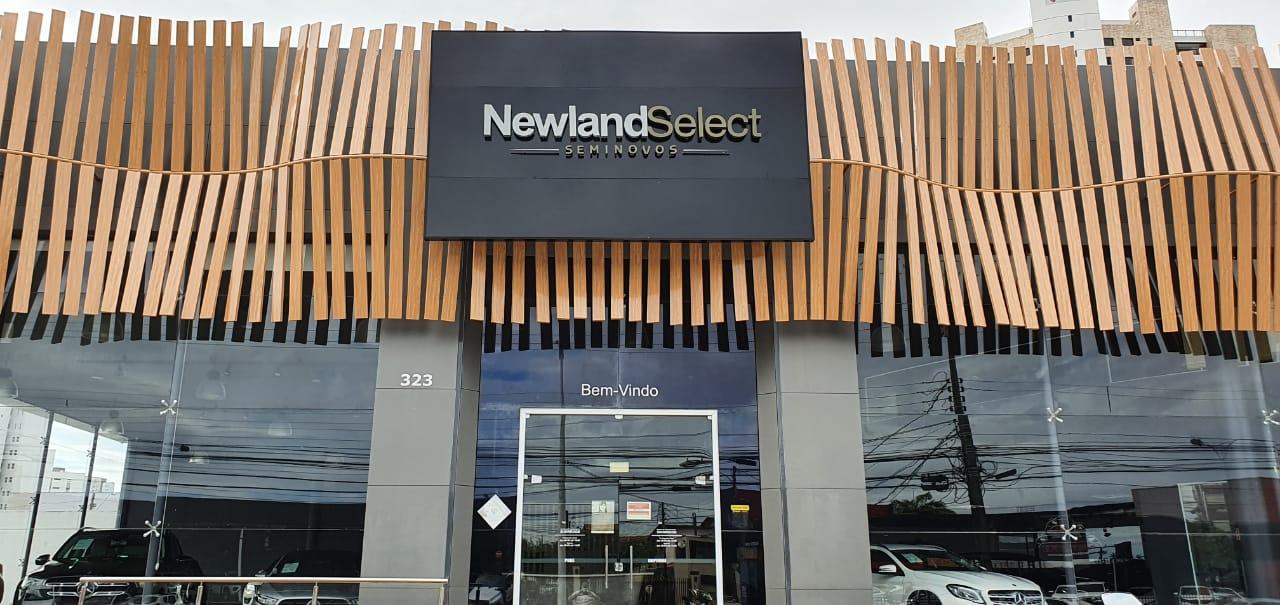De sede nova, Newland Select tem seminovos selecionados com a maior variedade de mercado