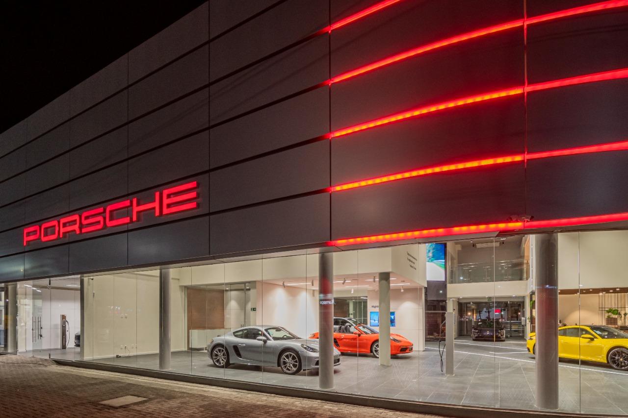 No Ceará, Porsche aterrissa de vez inaugurando hoje sua concessionária pelo Grupo Newland