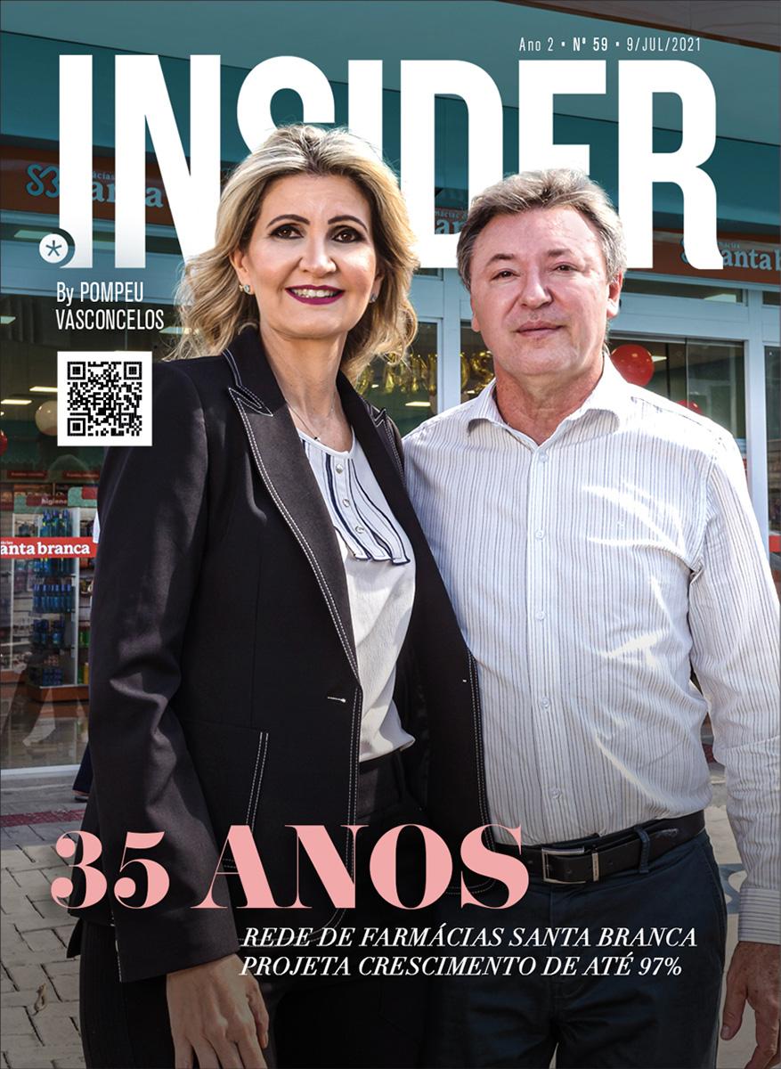Insider #59 Farmácias Santa Branca
