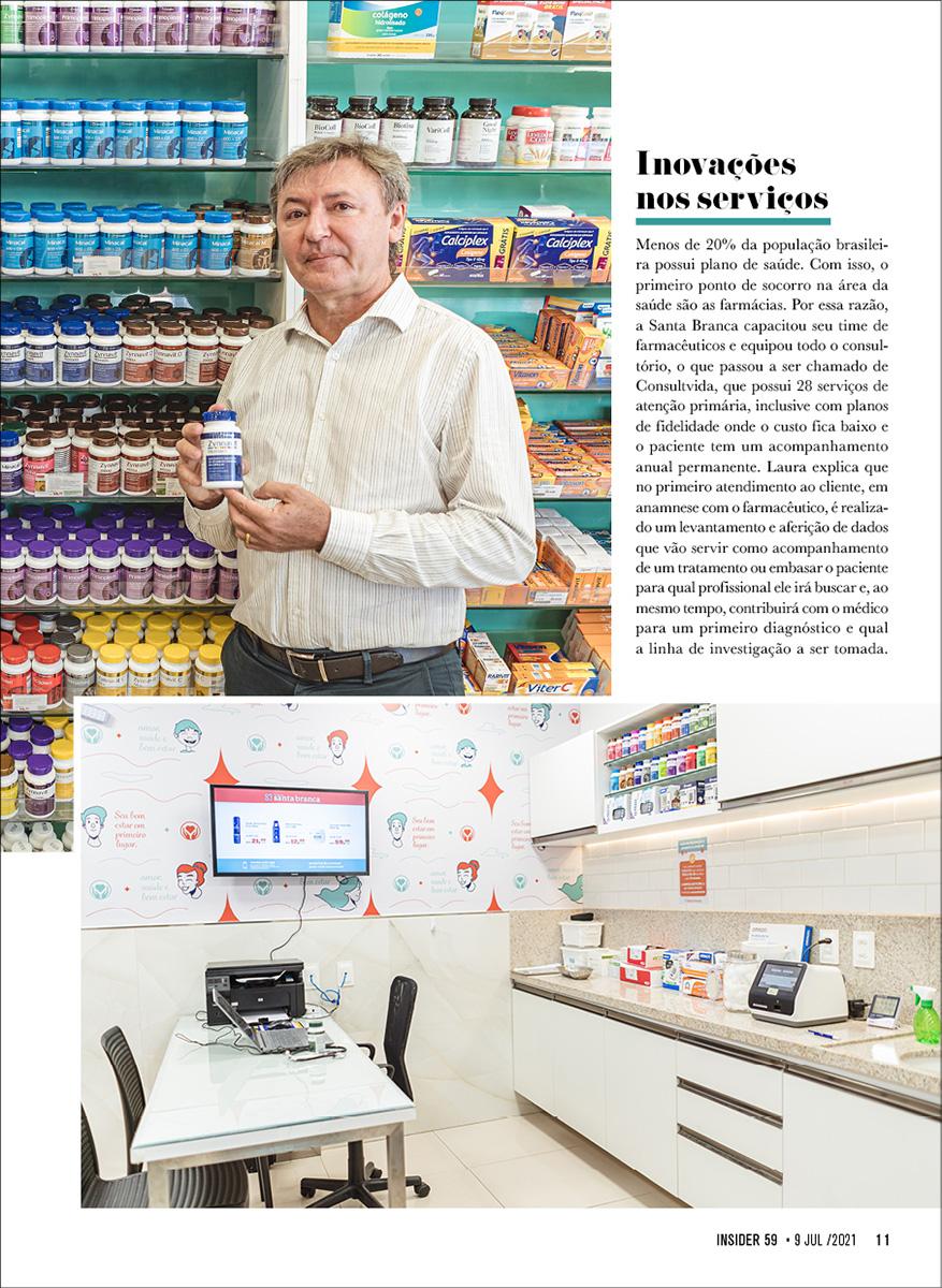 Insider #59 Farmácias Santa Branca11