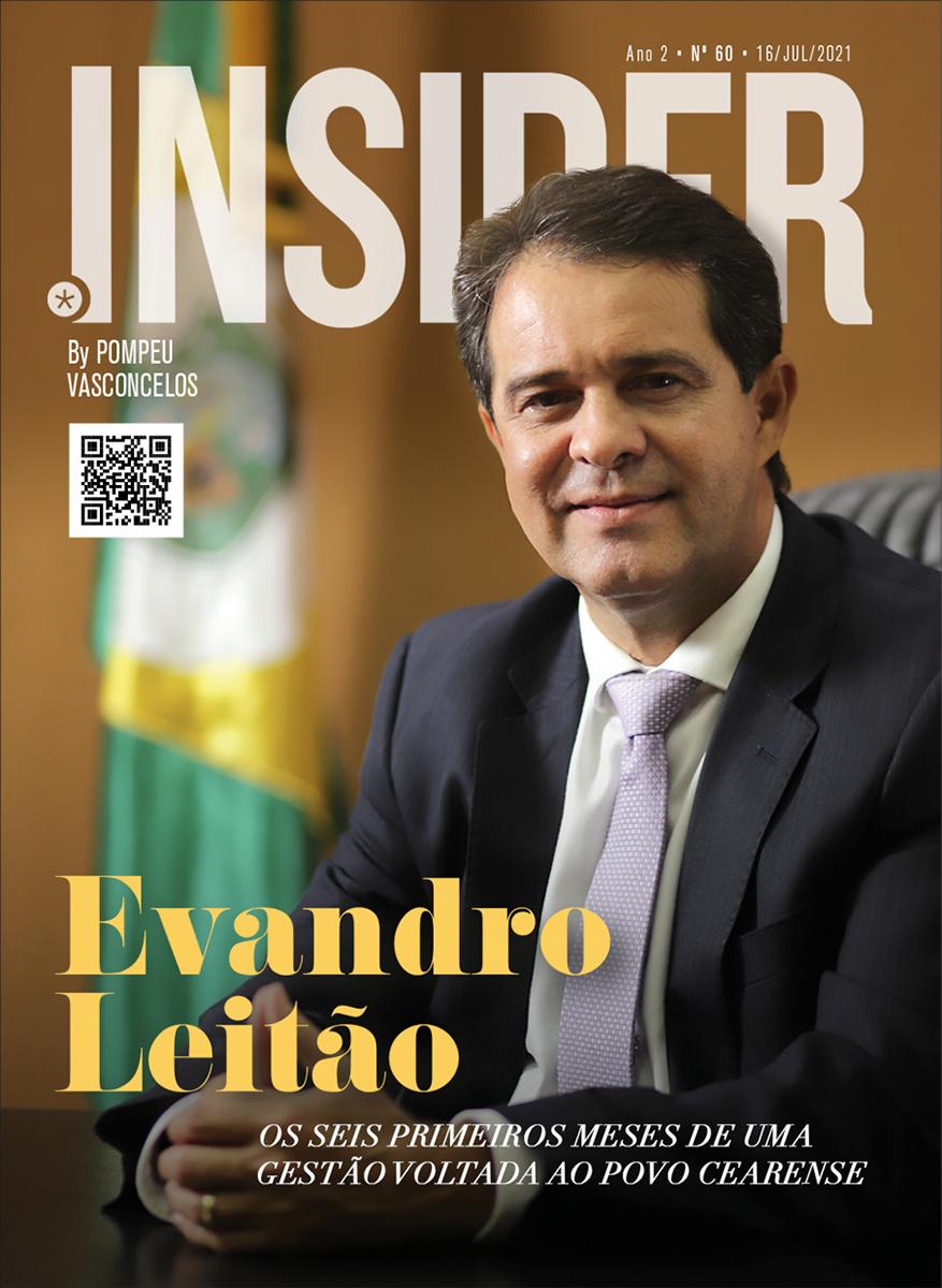 Insider #60 Evandro Leitão