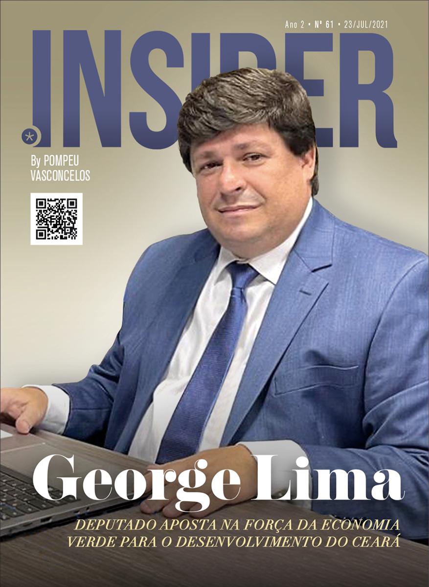 Nº 61 • ano 2021: George Lima