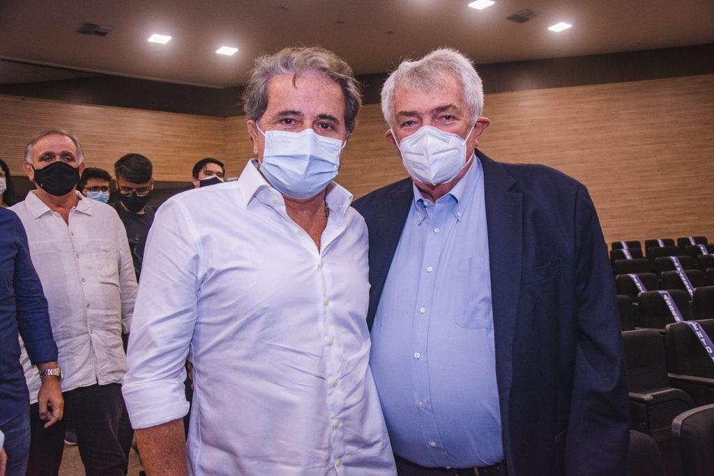 Ivan Bezerra E Roberto Macedo