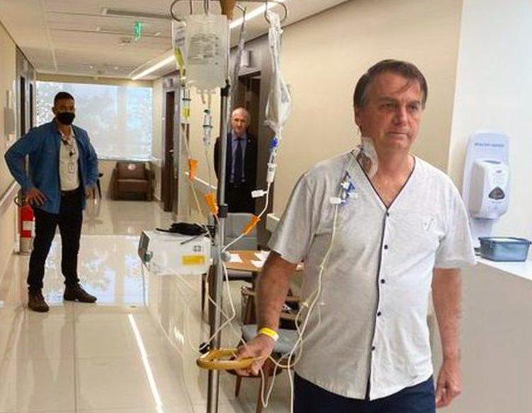 Bolsonaro segue internado em São Paulo sem perspectiva de receber alta médica