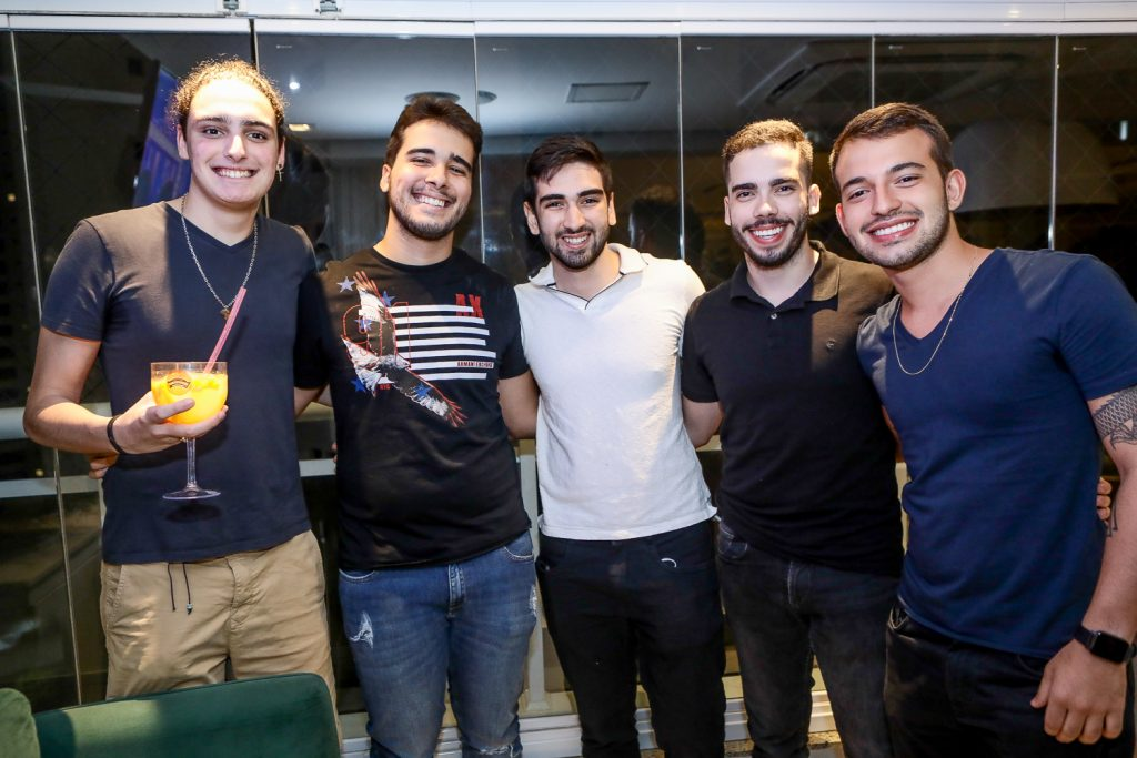 Joao Padilha, Davi Teixeira, Charles Fernandes E Regis Bomfim (1)
