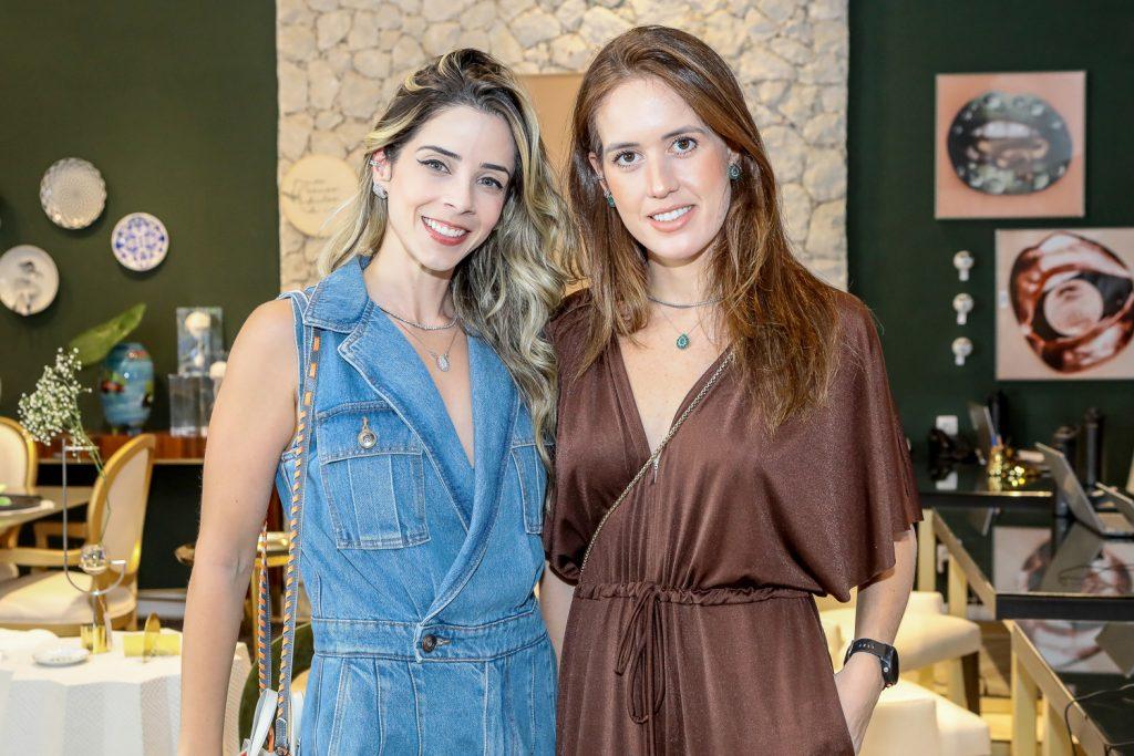 Larissa Ary E Fernanda Esteves
