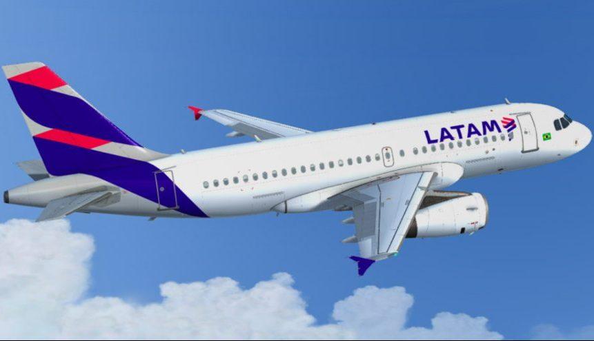 Latam amplia número de voos para Fortaleza e outros destinos neste mês
