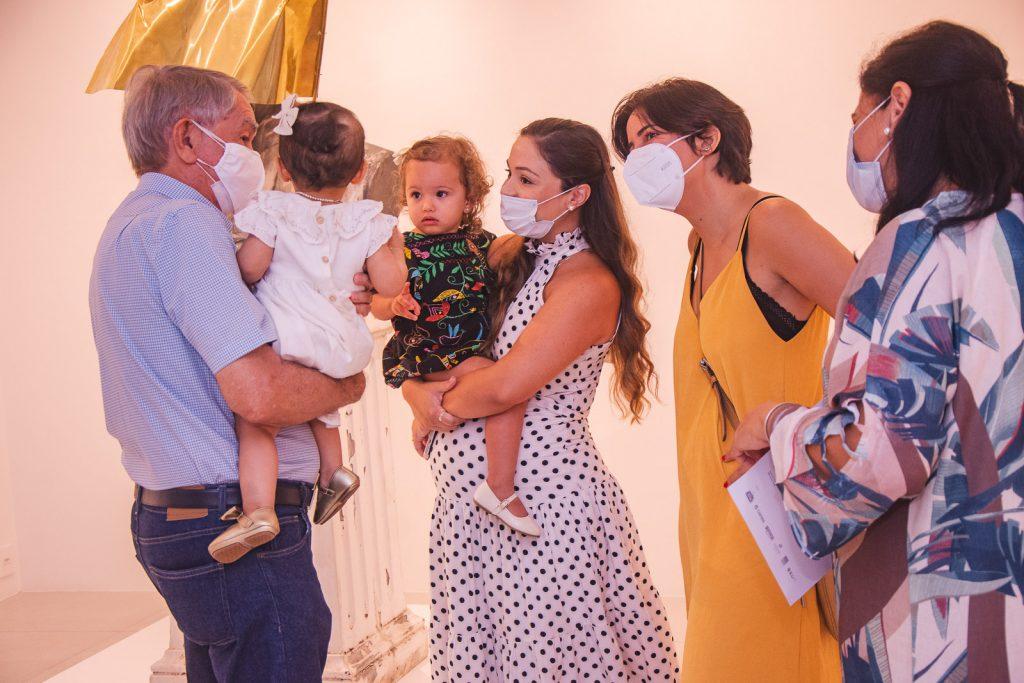 Leandro De Castro, Maria Beatriz Juaçaba, Lara Gois, Marina Arrais, Lara Rovere E Valeria Arrais