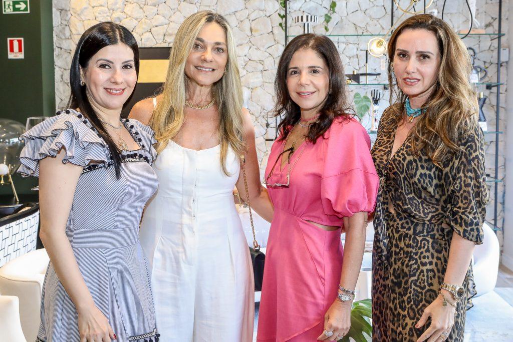 Lia Linhares, Celia Magalhaes, Maria Lucia Negrao E Roberta Nogueira (2)