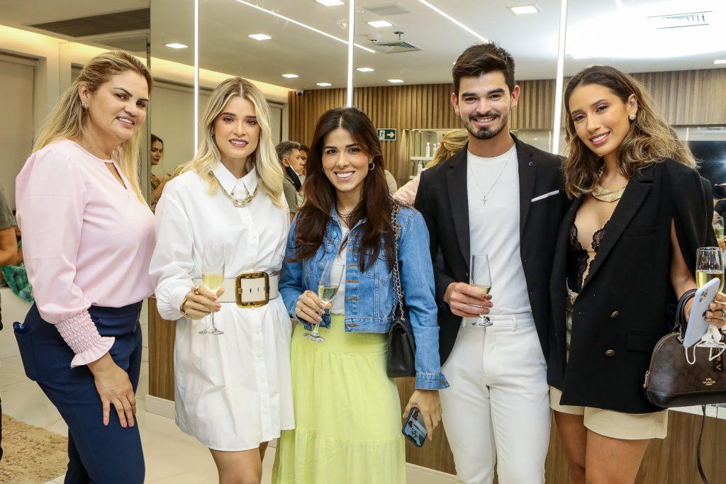 Liane Dayse, Mariza Lessa, Gil Freitas, Pedro Pinheiro E Renata Vilela (2)