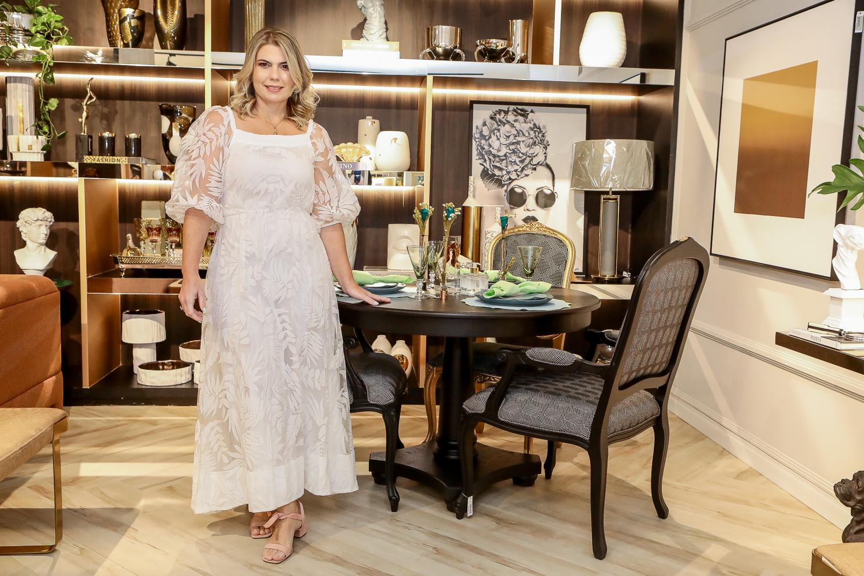 Liliane Meira recebe convidados seletos em meeting especial na Galpão Details