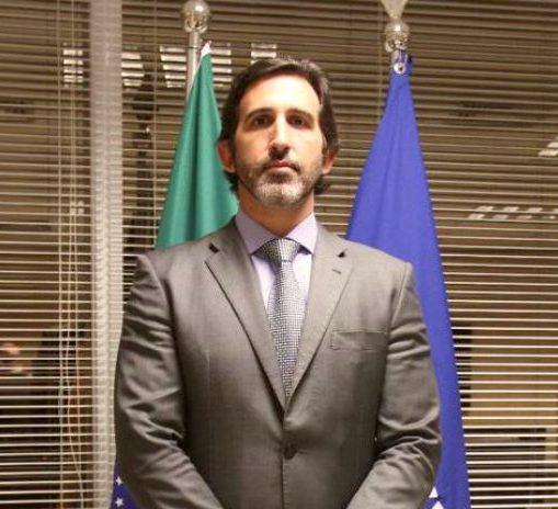 Lucas Fiuza é oficializado como novo diretor de Negócios da Apex-Brasil