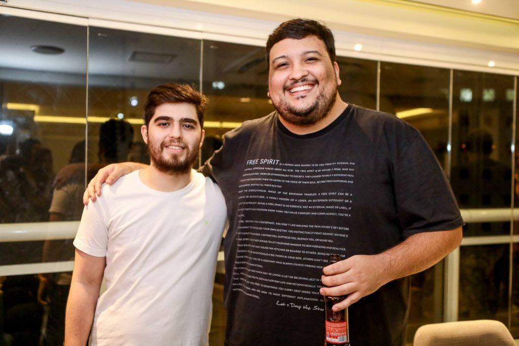 Lucas Morais E Fernando Tabosa