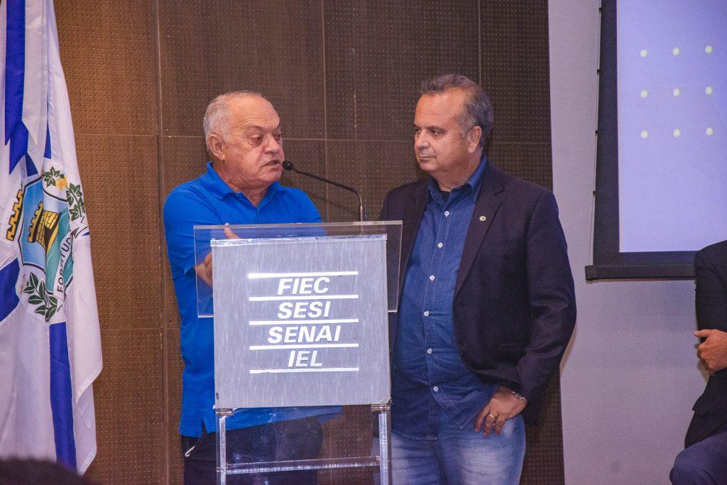 Luiz Menezes De Lima E Rogerio Marinho