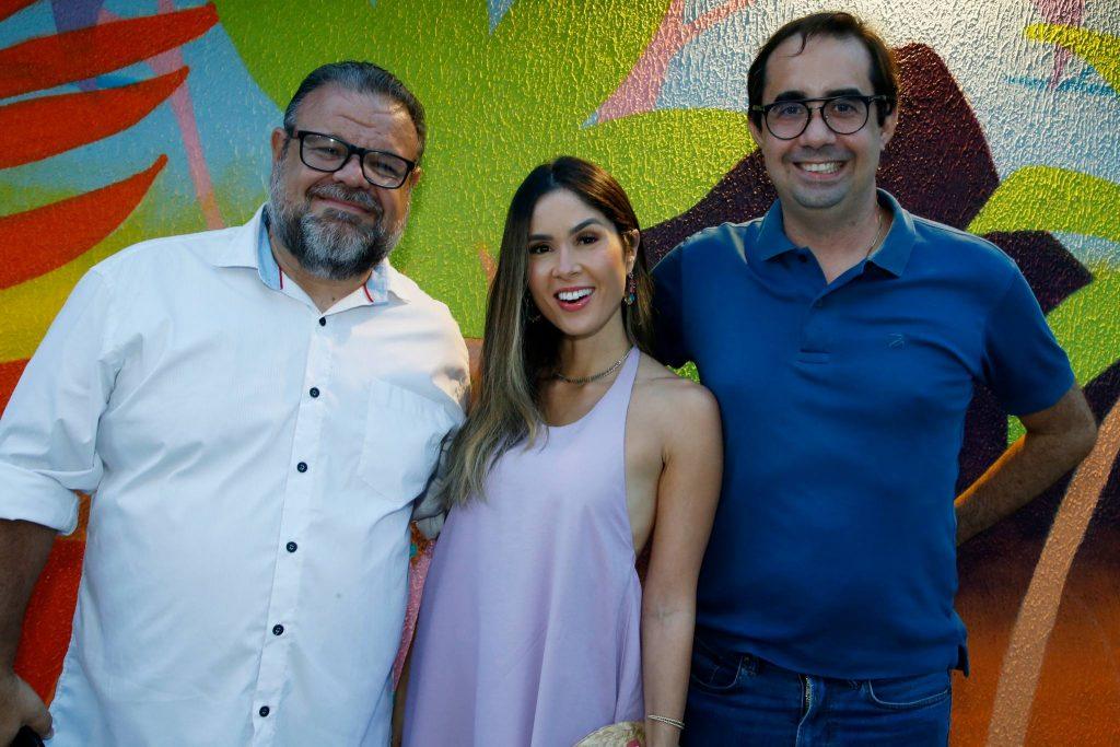 Luiz Sergio Ferreira, Manu E Pedro De Castro 1
