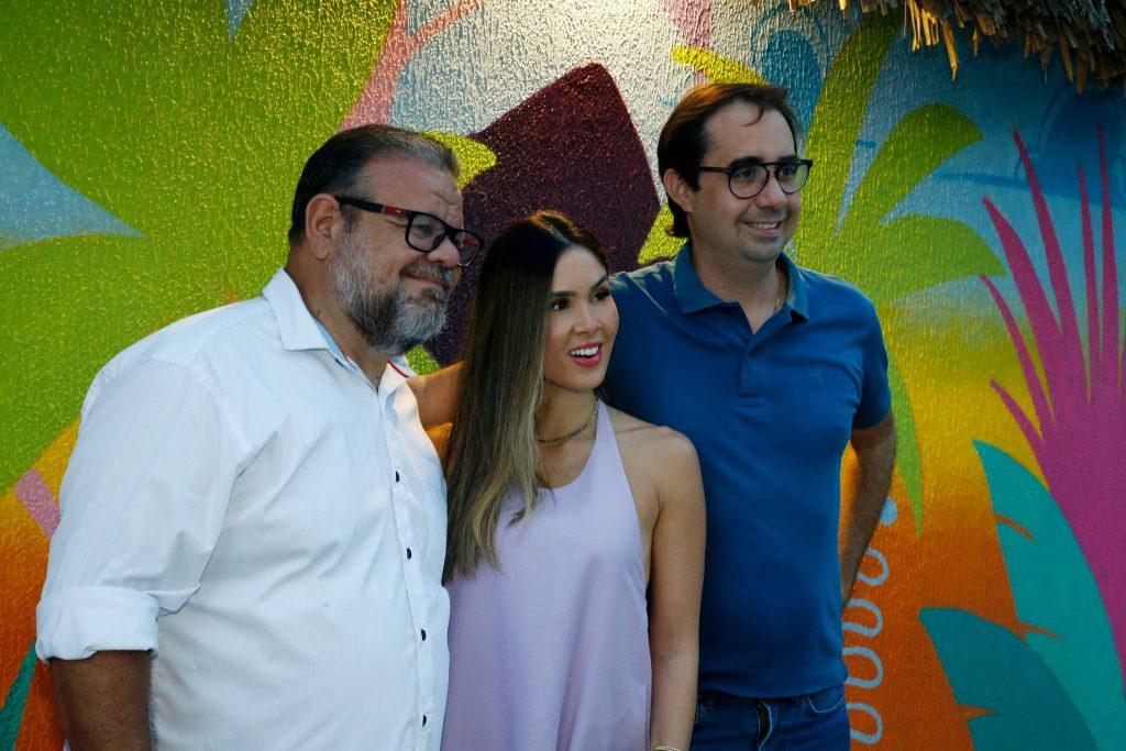 Luiz Sergio Ferreira, Manu E Pedro De Castro 2