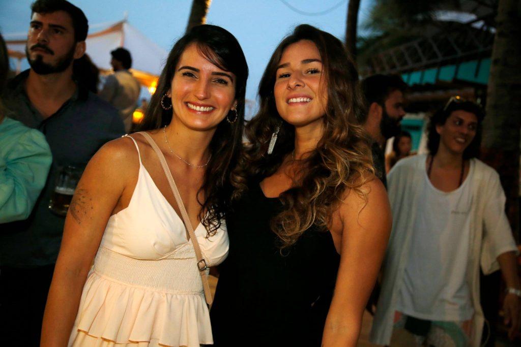 Marina Rios E Raissa Carneiro