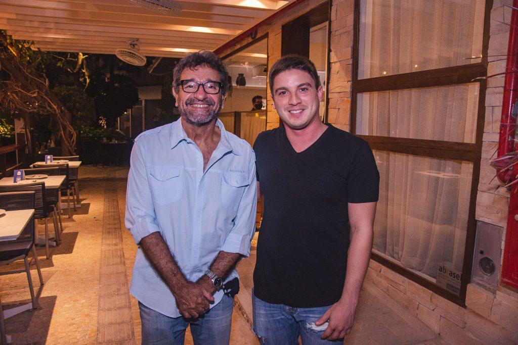 Mario Wilson E Vitor Veras