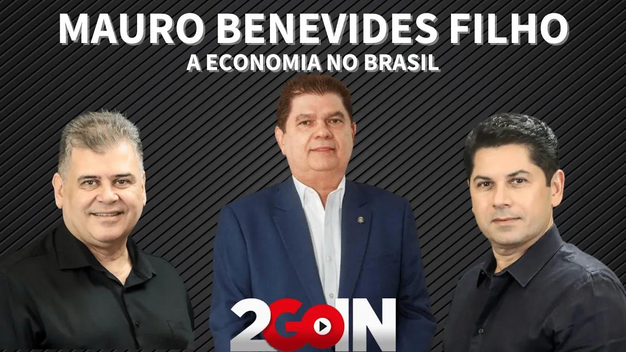 Mauro Benevides Filho   A Economia no Brasil